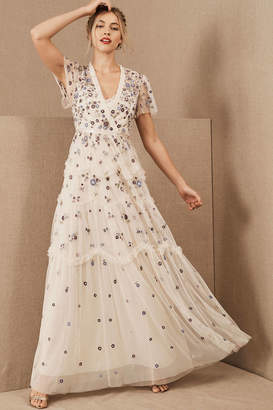 Needle & Thread Prairie Flora Wedding Guest Dress