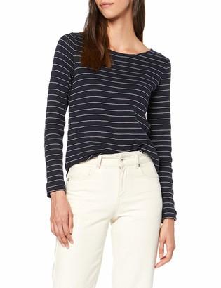 Marc O'Polo Women's 902231752155 Long Sleeve Top