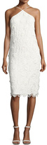 Trina Turk Lace Halter Dress