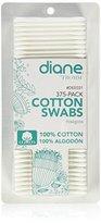 Fromm Diane DEE031 3-Inch Standard Cotton Swabs - 375 Pack