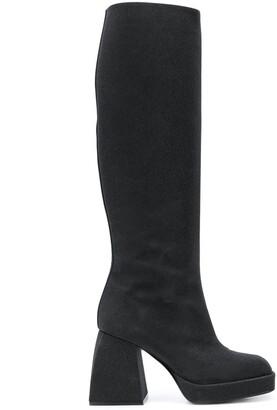 Nodaleto Bulla knee-high boots