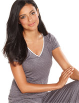 Alfani Essentials Pajama Top, Only at Macy's
