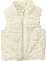 Uniqlo Toddler Body Warm Lite Full-Zip Vest