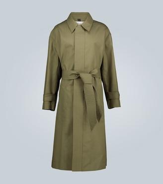 Ami Oversized Mac trenchcoat