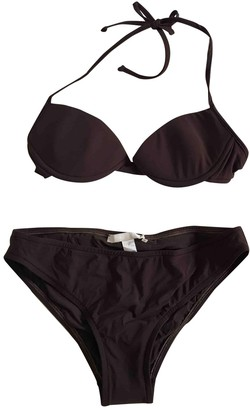 Chloé Brown Lycra Swimwear