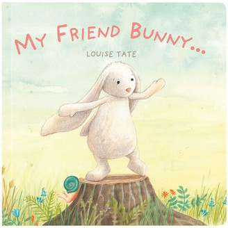 Jellycat My Friend Bunny Children's Book