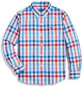 Vineyard Vines Boys' Check Button-Down Shirt