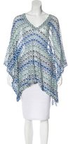 Missoni Knit Cover-Up Top