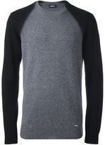 Diesel 'K-Fucatio' sweater - men - Polyamide/Wool - S