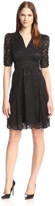 By Ti Mo Women's Lace Dress