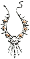 Dannijo Marie Bib Necklace