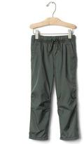 Gap Jersey-lined trek pants