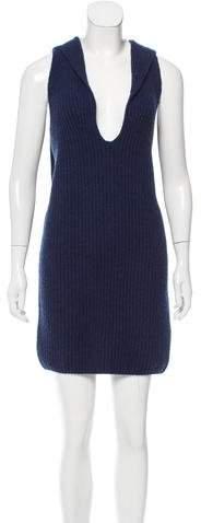Chanel Cashmere Mini Dress