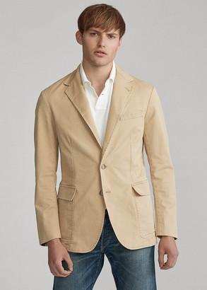 Ralph Lauren Polo Unconstructed Chino Suit Jacket