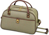 "London Fog Oxford Hyperlight 19"" Wheeled International Club Bag, Created for Macy's"