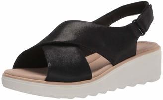 Clarks Women's Jillian Jewel Wedge Sandal