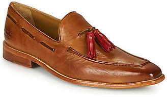 Melvin & Hamilton Melvin Hamilton LEONARDO 1 men's Loafers / Casual Shoes in Brown