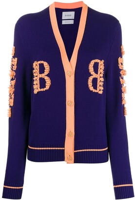 Barrie Tassel Trim Cardigan