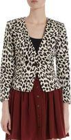 Thakoon Leopard Blazer