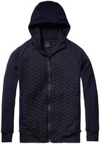 Scotch & Soda SCOTCH AND SODA - Hooded Track Jacket - Night