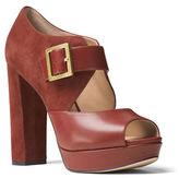 MICHAEL Michael Kors Eleni Open Toe Platform Sandals