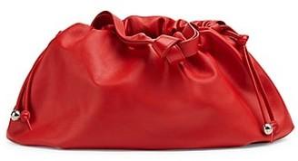 Bottega Veneta Medium The Bulb Leather Clutch