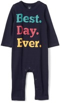 Gap Graphic long sleeve one-piece