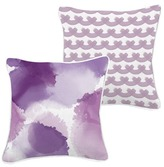Urban Road Berry Beauty Patterned Cotton Cushion