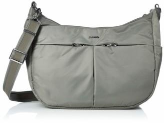 Pacsafe Women's Cruise 16L Anti Theft Carry All Crossbody Messenger Bag