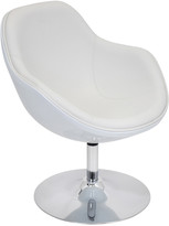 Lumisource Saddle Brook Chair With Swivel