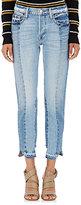 Frame Women's Nouveau Le Mix Jeans-LIGHT BLUE