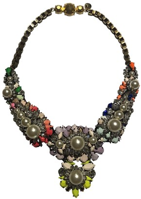 Shourouk Multicolour Metal Necklaces
