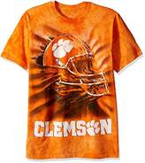 The Mountain Men's Clemson U Clemson Bt Helmet Adult T-Shirt