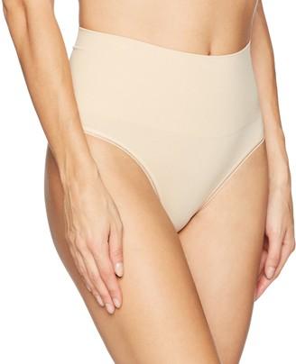 Yummie Women's Ultralight Seamless Shapewear Thong