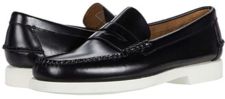 Sebago Dan Polaris RGB (Black/White) Men's Shoes