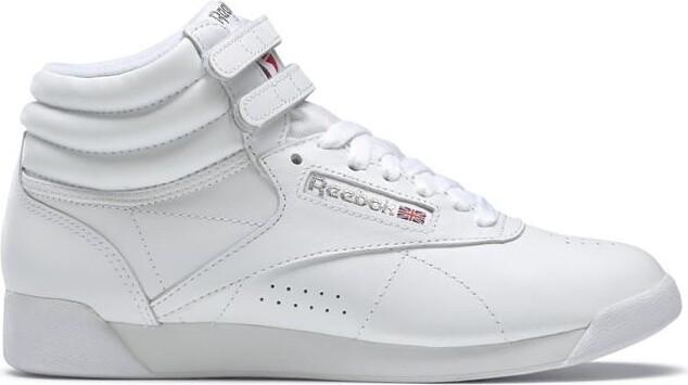 reebok ladies high top sneakers