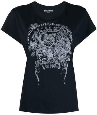 Zadig & Voltaire Zadig&Voltaire Rafi Greatfull Dead T-shirt