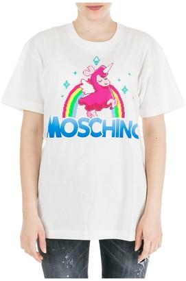 Moschino Graphic Printed T-Shirt