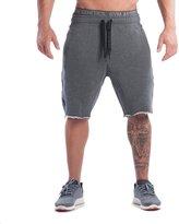 Ouber Azyuan Mens Drawstring Running Biking Athletic Gym Shorts US M(Tag XL)