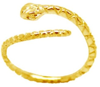 Marte Frisnes Eva Snake Ring