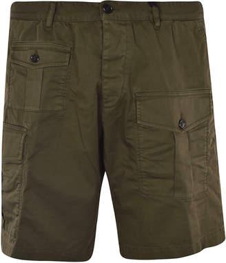 DSQUARED2 Multi-Pocket Shorts