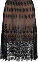 Anna Field Aline skirt black