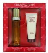 Elizabeth Taylor 'Diamond & Rubies' W 100Ml Gift Set (Open Window)