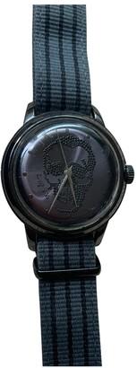 Zadig & Voltaire Tete de mort Grey Steel Watches