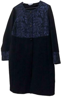 Pierre Cardin Black Cotton Jackets