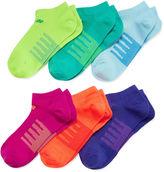 New Balance 6-pk. No-Show Lifestyle Socks