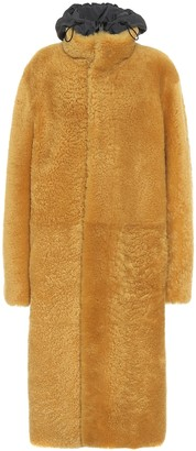 Bottega Veneta Shearling coat