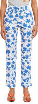 Worldwide Limited Blue Vine Trousers