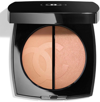 Chanel DUO BRONZE ET LUMI&200RE Limited Edition Cruise Collection Bronzer and Highlighter Duo