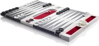 Baccarat Jeux Marble Backgammon Set